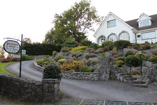 Rockcrest House Kenmare: Outside view 2