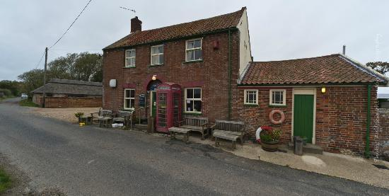 The Nelsons Head at Horsey