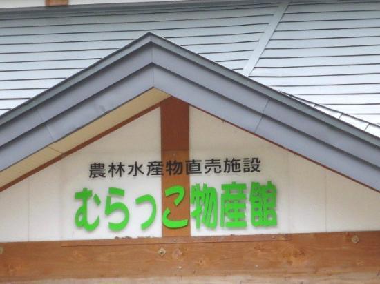 Murakko Commercial Museum: 建物正面