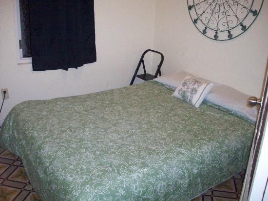 The Palace Hostel: Room with Double bed