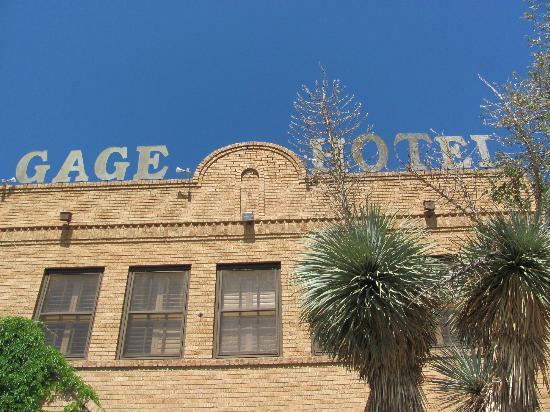 The Beautiful Gage Hotel