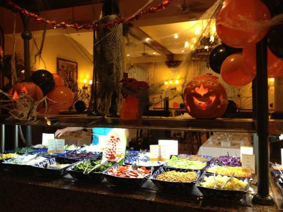 ClubHotel Riu Tequila: haloween