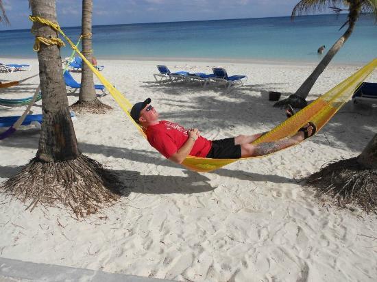 ClubHotel Riu Tequila: relaxing