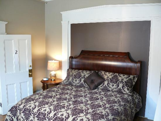 Cumberland Inn and Spa: Captains Quarters