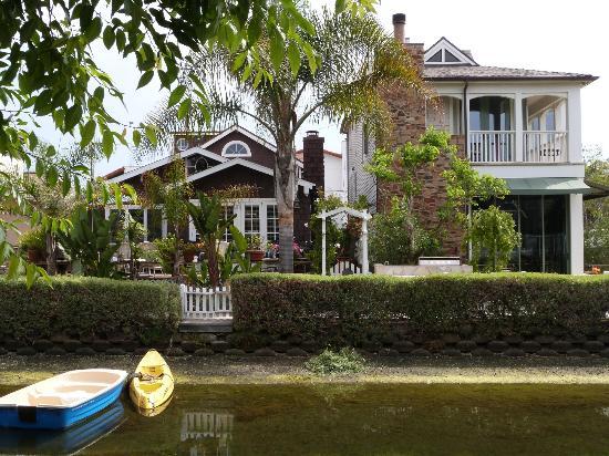 Venice Canals Walkway : Ballade dans les canaux de Venice