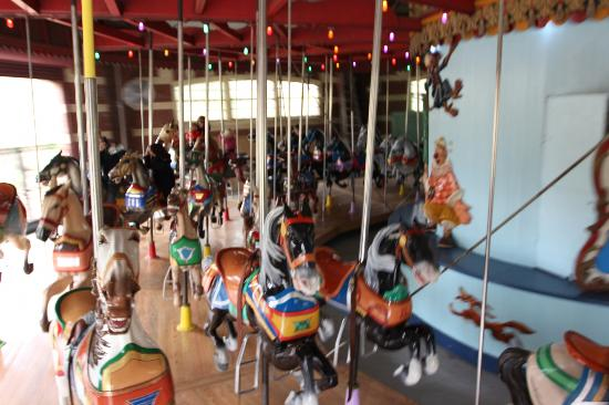 Central Park Carousel: Worth a visit and ride!