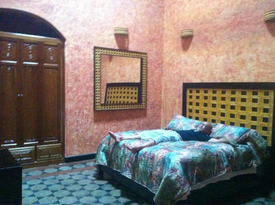 Casa Xanadu: The best bed I had in Central America!