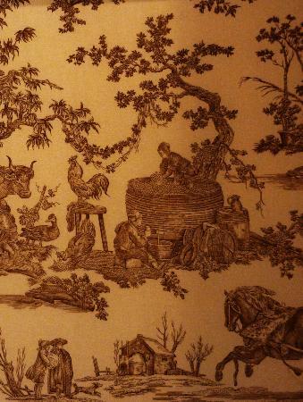 Salon picture of musee de la toile de jouy jouy en josas tripadvisor - Edredon toile de jouy ...