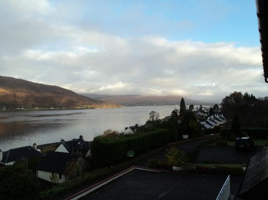 Blythedale Bed and Breakfast: Loch Linnhe