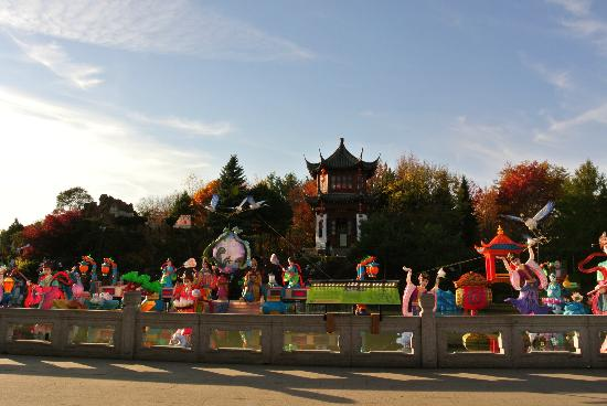 Jardin Botanique de Montreal : Jardim Chinês
