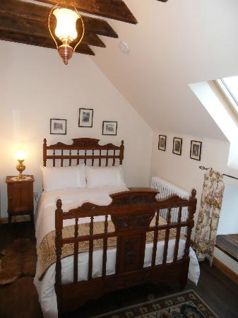 Mill of Nethermill Holidays: Tore view bedroom