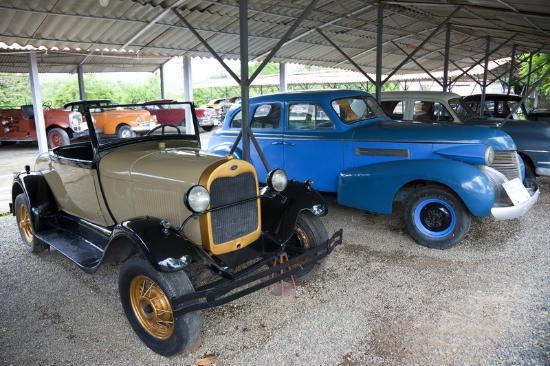 Parque de Baconao: Museo Nacional del Transporte, Santiago de Cuba.