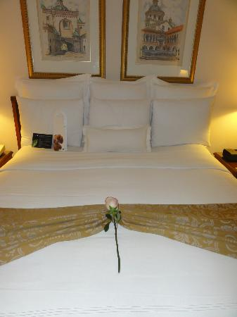 JW Marriott Hotel Quito: Comfortable Rooms