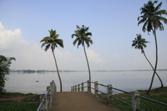 Nelpura Heritage Homestay: Backwaters 