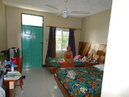 Samsara Cliffs Resort: Room