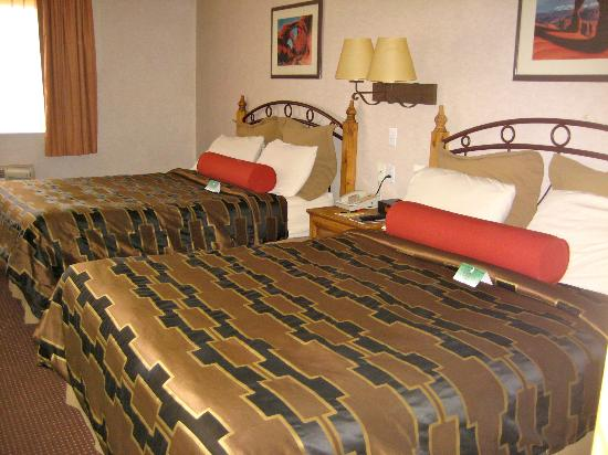 Aarchway Inn: Comfortable beds