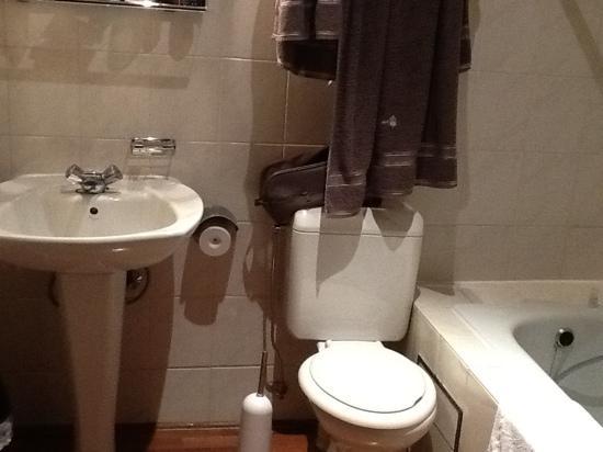 Hotel Le Monte Cristo : WC
