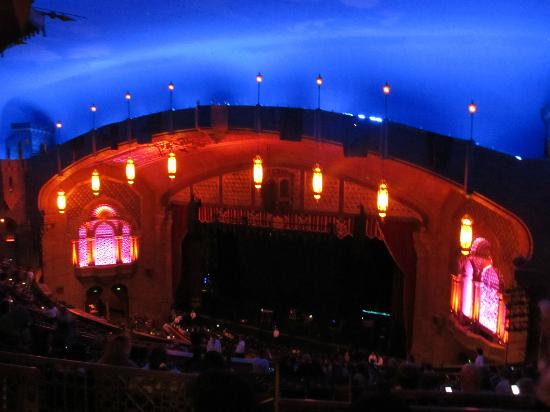 Fox Theatre : One of the views inside