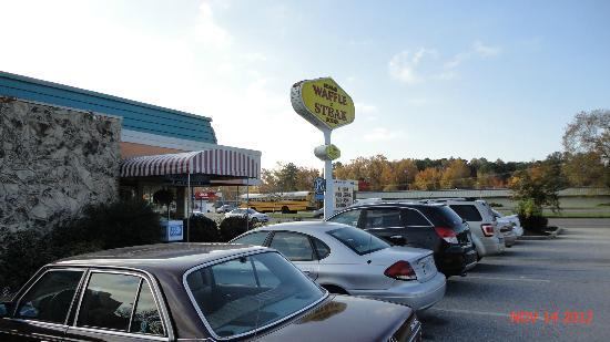 Belgian Waffle & Steak House