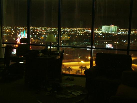 Rio All-Suite Hotel & Casino: View from Room 1206