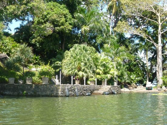 Macua Tours & Travel: One of the many private islands of Lake Nicaragua