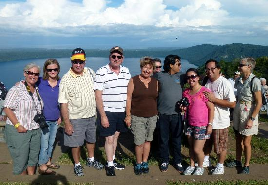 Macua Tours & Travel - Day Tours: Apoyo's Inactive Volcano and beautiful lake