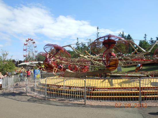 Prince S Island Park Admission