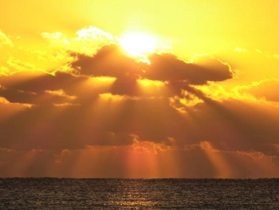 Iberostar Paraiso Lindo: Sunrise