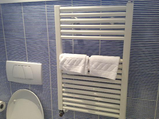 Best Western Hotel Bologna: plenty of towels