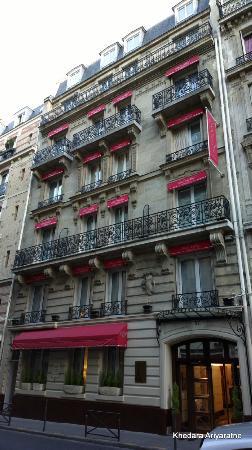 Hotel Waldorf Trocadero: 6