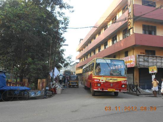 Thrissur Bus Stand