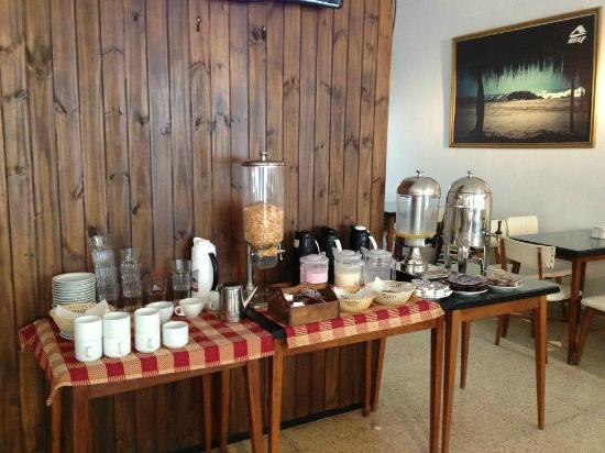 Alma Viva Hotel: Desayuno