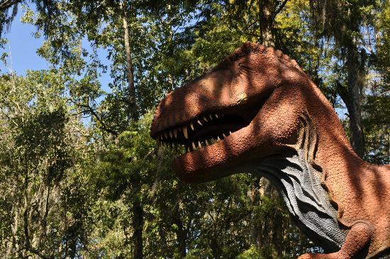 Dinosaur World : T-rex