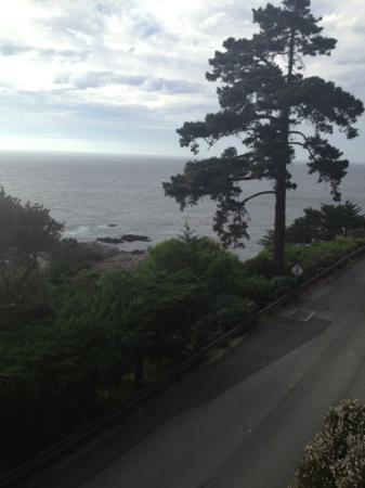 Hyatt Carmel Highlands: view from my room