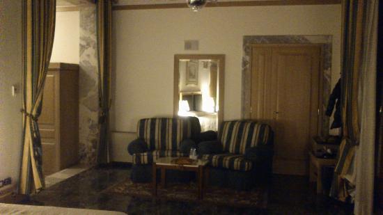 Foscari Palace: Suite