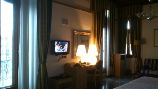 Foscari Palace: Suite