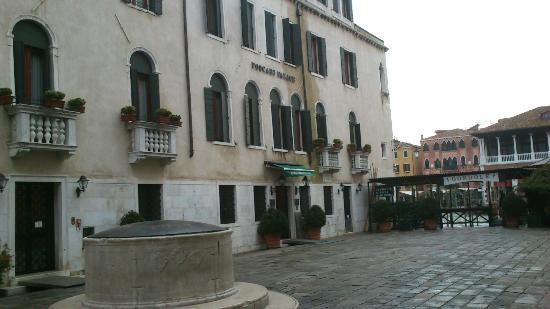 Foscari Palace: Hotel