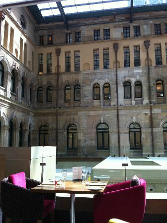 The Westin Sydney: Mosaic Restaurant