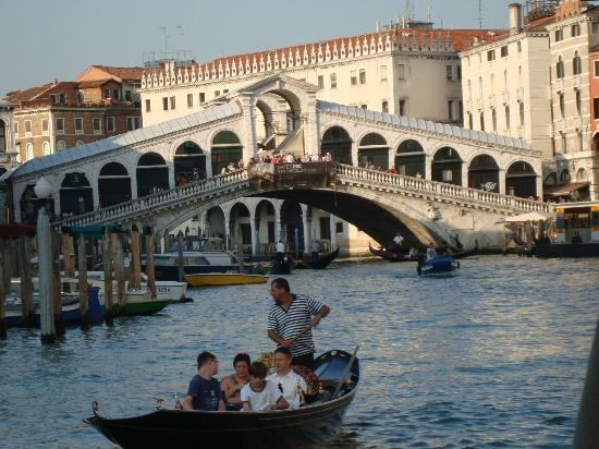 Venice 2000: Rialto bridge