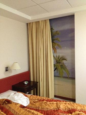Rio Aeroporto Hotel: no windows 