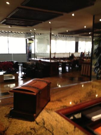 Rio Aeroporto Hotel: reception 
