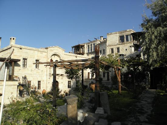 Kelebek Special Cave Hotel: hotel
