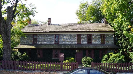 Wright's Ferry Mansion Oct 2012