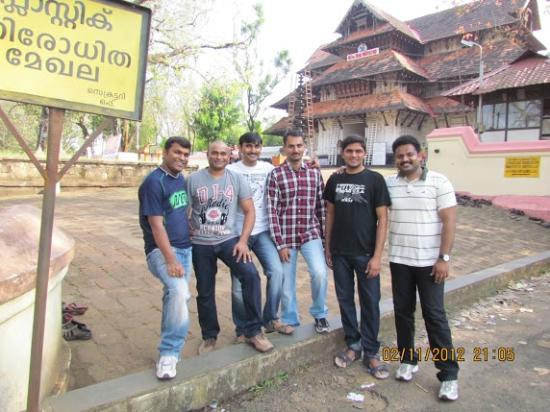 Vadakumnattan Temple-Thrissur