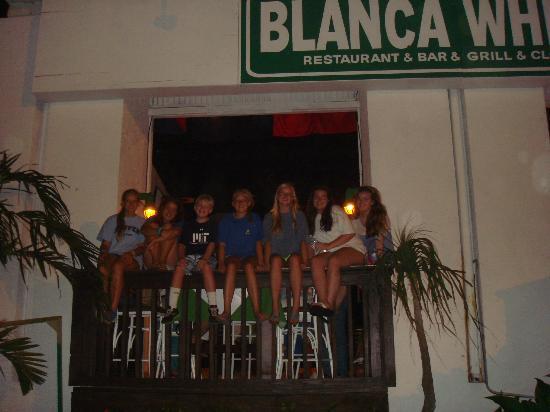 Blanca White's : Family Fun