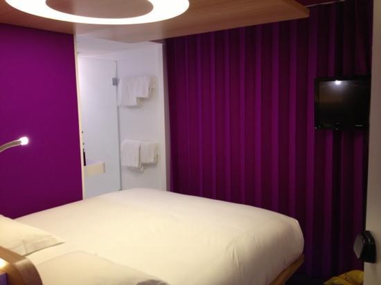 """Hotel Odyssey by Elegancia: habitación """"Cocoon"""""""