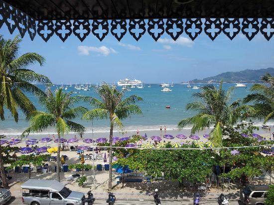 Absolute Sea Pearl Beach Resort Spa Patong From Balcony Room