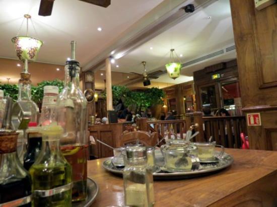 Best Restaurants Rue St Honore Paris