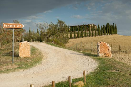 Agriturismo Bonello: Entrance to Bonello