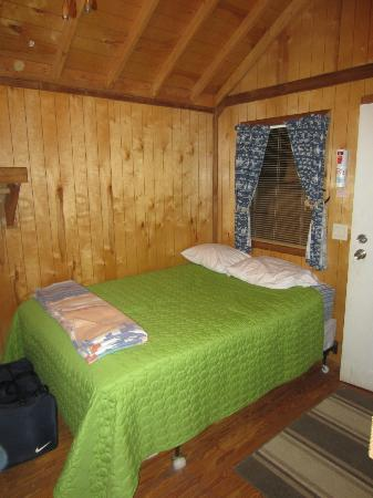 Archview RV Resort & Campground: Double Bed